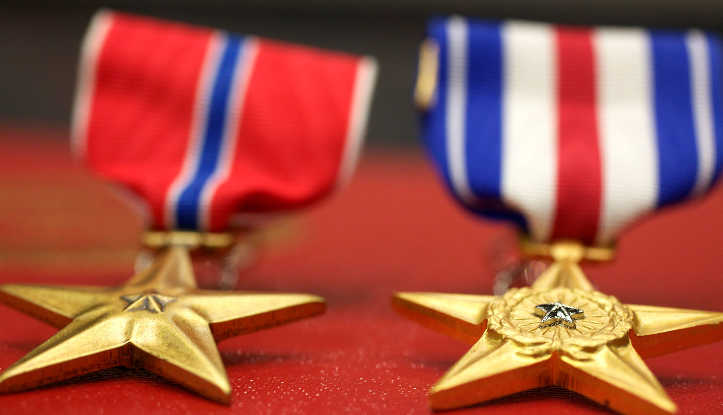 Chris Kyle Awards And Decorations