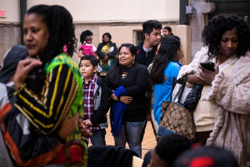 After going from church to church seeking help a mexican family after going from church to church seeking help a mexican family finds sanctuary in philadelphia ccuart Choice Image