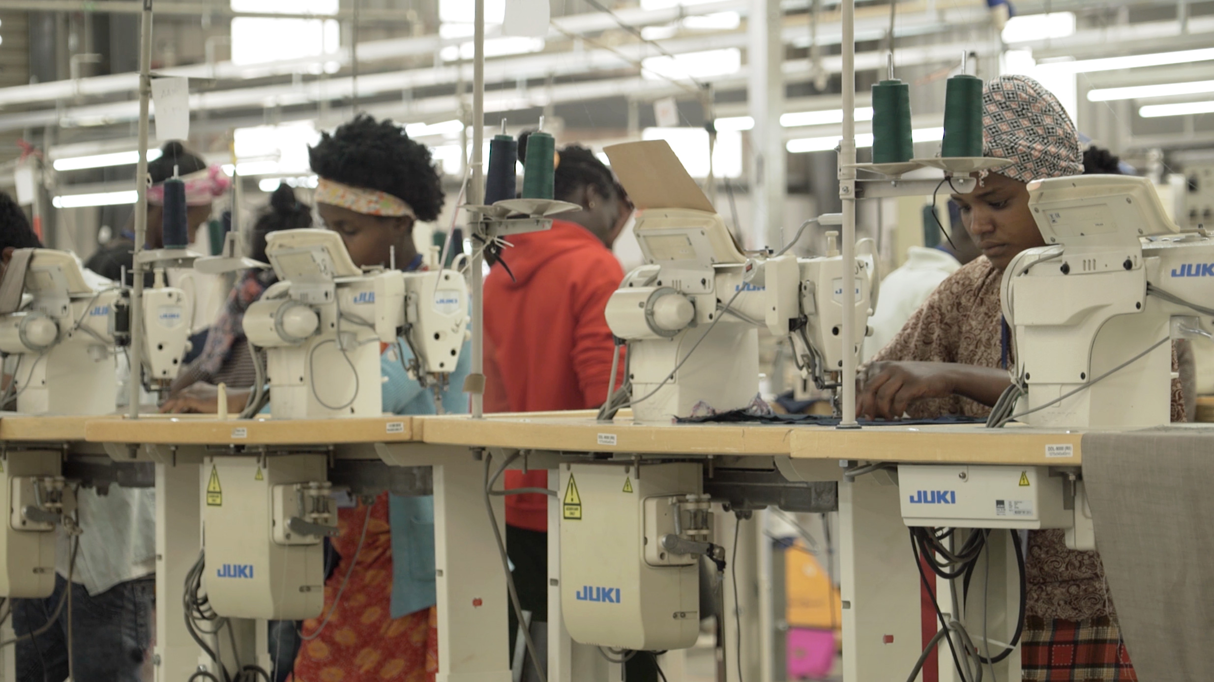 Ethiopia Touts Good Conditions in Factories for Brands Like H&M and