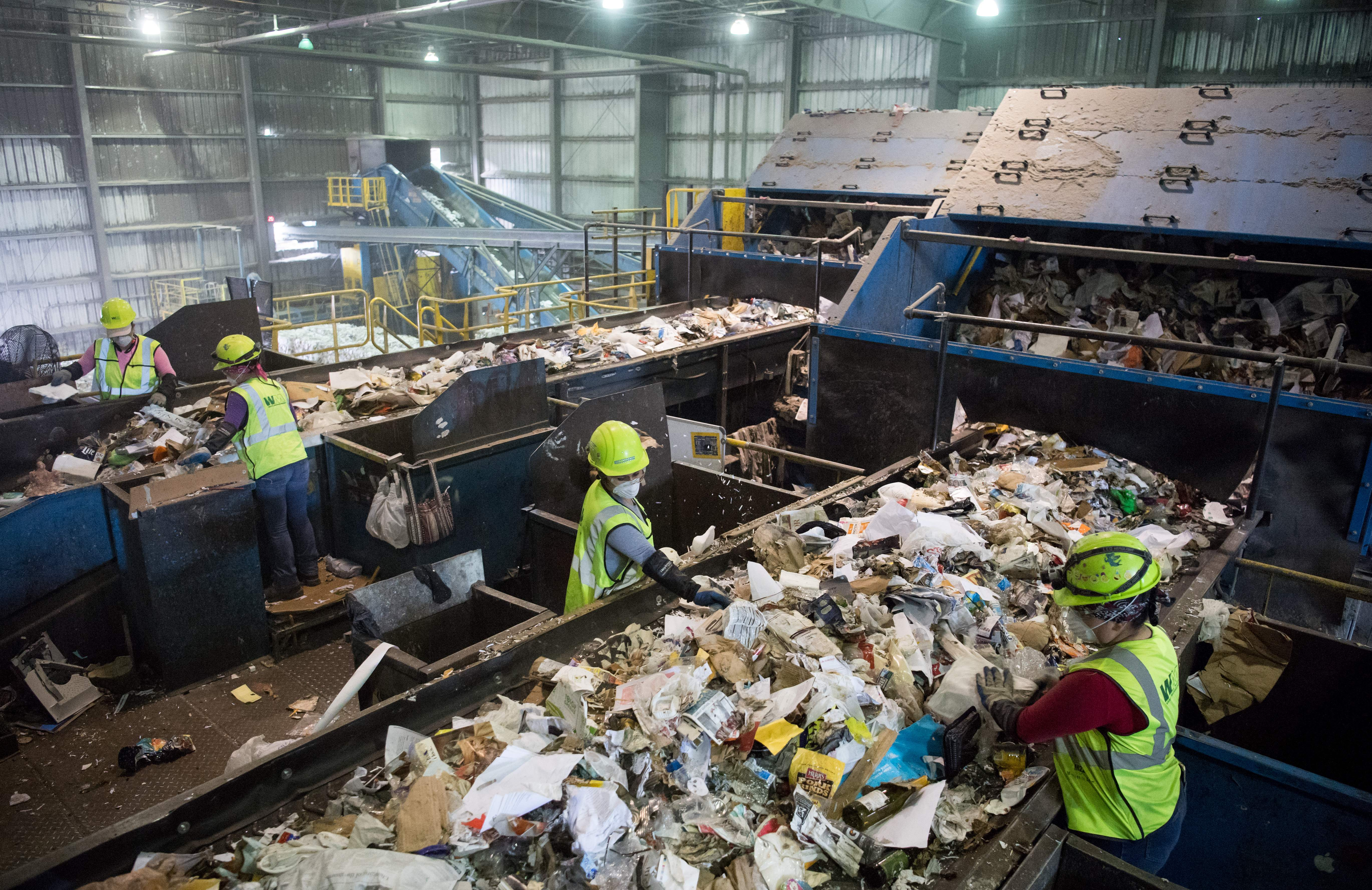 The Plastic Industry's Fight to Keep Polluting the World
