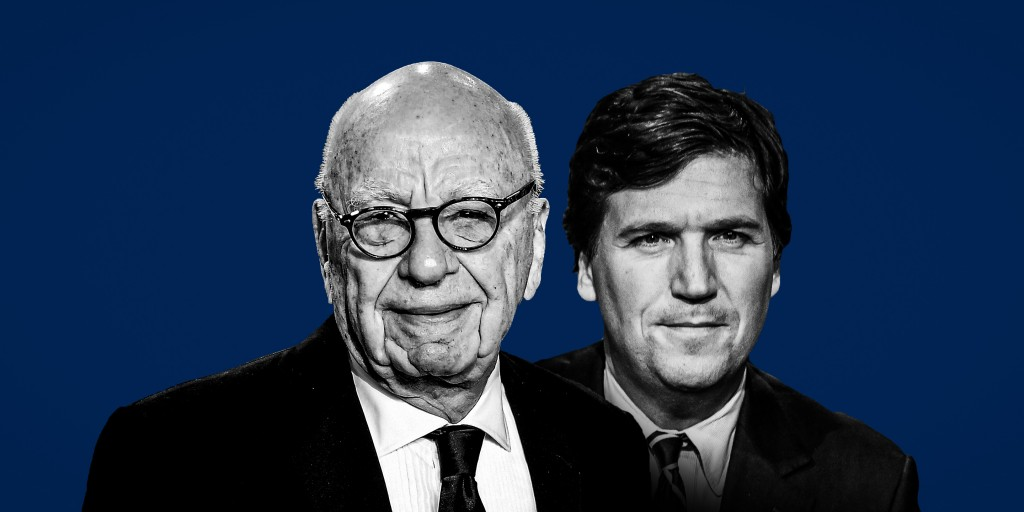 It S Not Just Tucker Carlson The Murdochs Are Behind Fox
